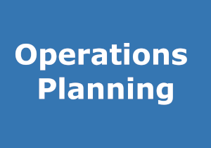 Operations Planning